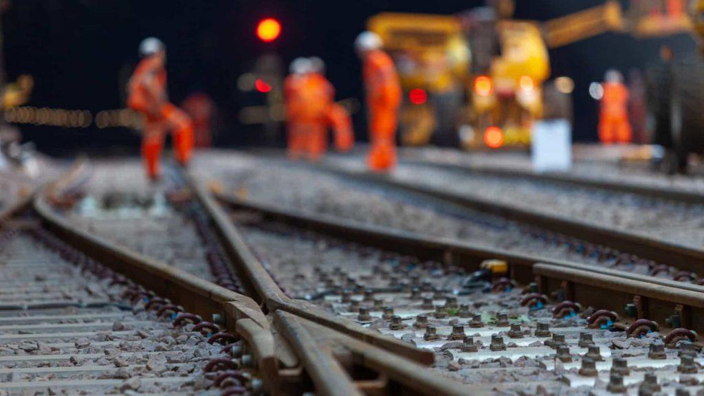 Ferrovias que cortam MG - Senador Carlos Viana