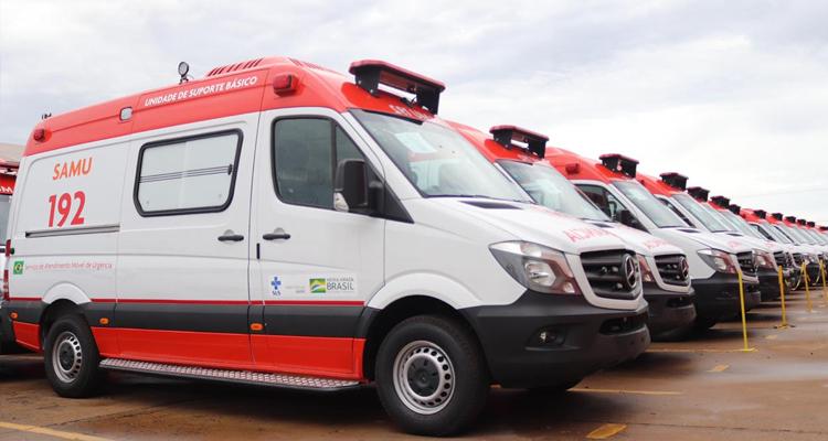 Sul de MG terá ampliação dos serviços do SAMU